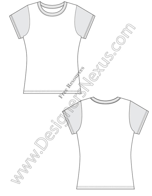 free t shirt vector art