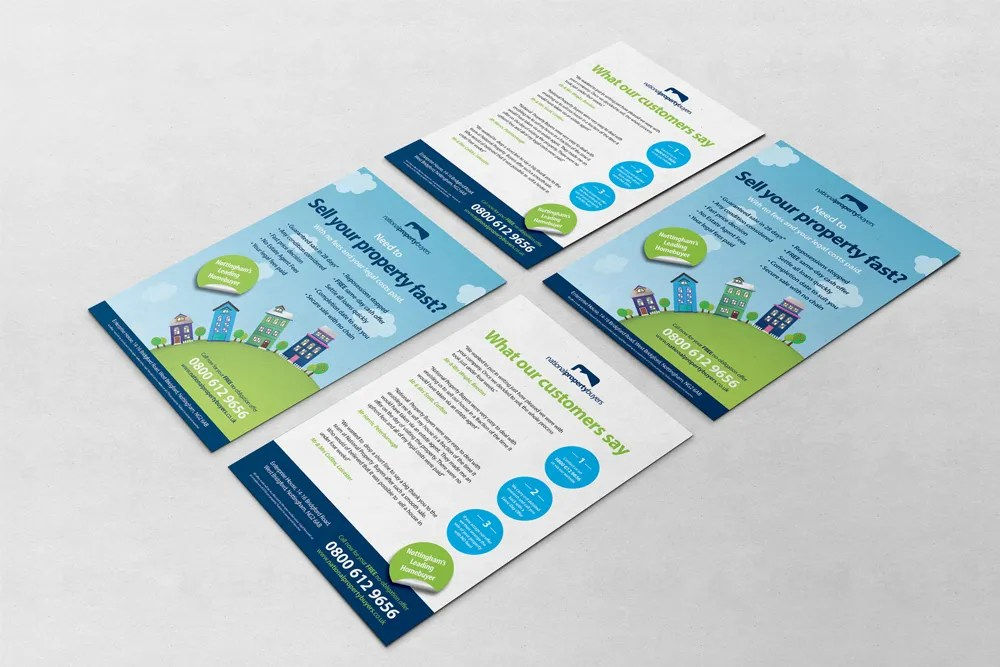 Property Flyer Design