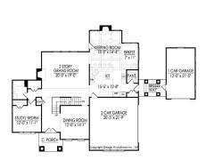 Maybeck B first floor