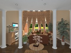 Renica living room