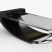The Stander Rocking iPhone Dock by Che-Yu Lu
