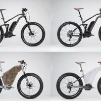 M.A.S.S. Electric Bike by Philippe Starck and Moustache Bikes