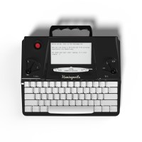 Introducing the typewriter of the 21st century: the Hemingwrite