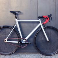 The Schindelhauer Viktor Red Race bicycle