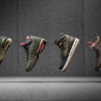 Take on winter with the Nike Sneakerboots Collection