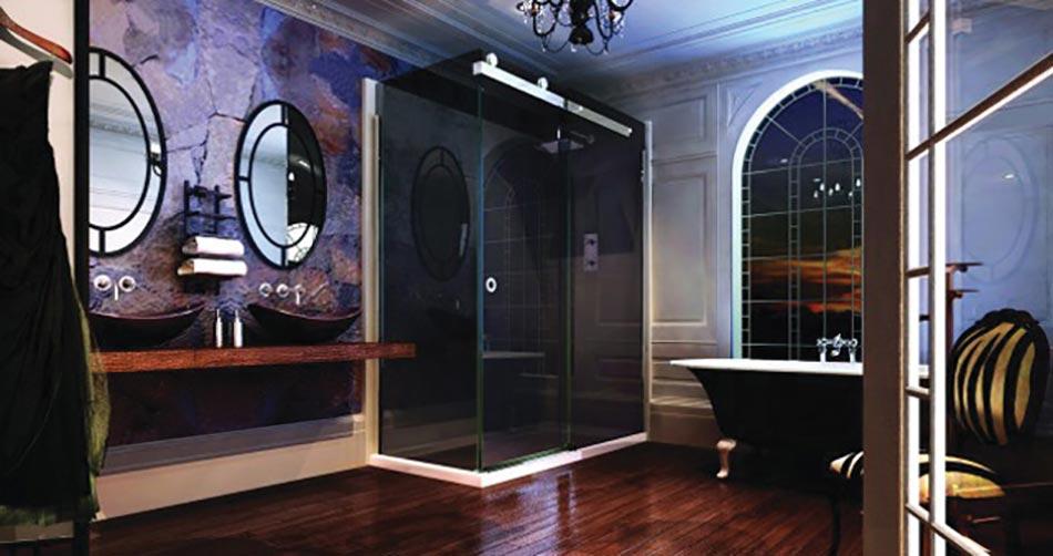 10-salle-de-bain-de-luxe-douche-italiennejpg (640×338) deco - salle de bain design douche italienne