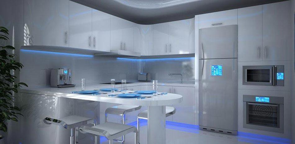L\u0027éclairage LED \u2013 une précieuse astuce luminaire pour embellir la