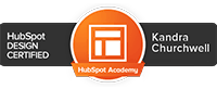 HubSpot Design Certified