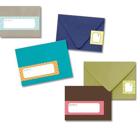 Label Love \u2013 design finch - printable address labels free