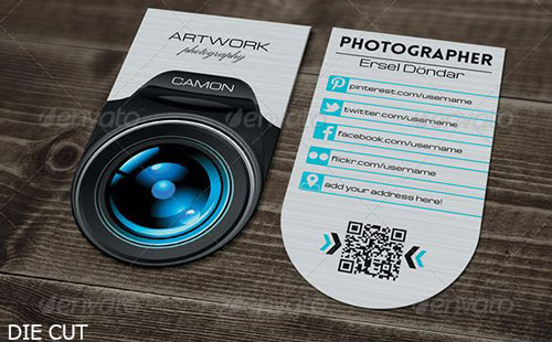 Best Photography Business Card Templates Example - name card example