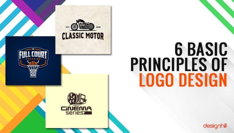 6 Basic Principles Of Logo Design