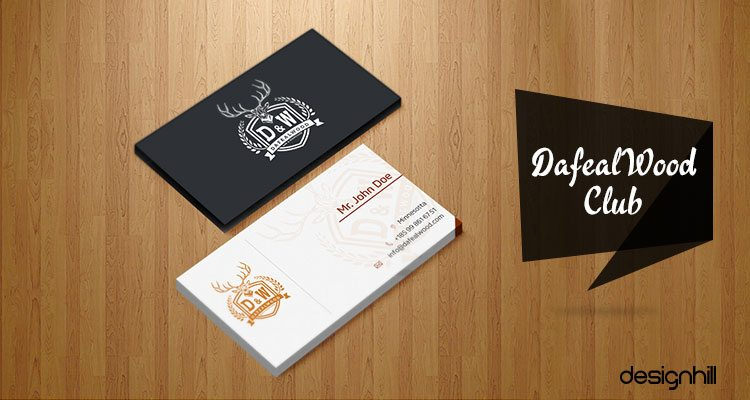 Top 5 Unique Business Card Designs To Boost Your Creative Skills - club card design