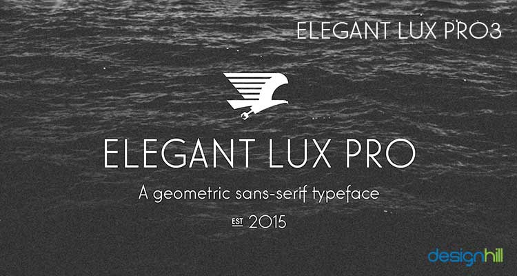 50 Logo Fonts Every Designer Should Know About