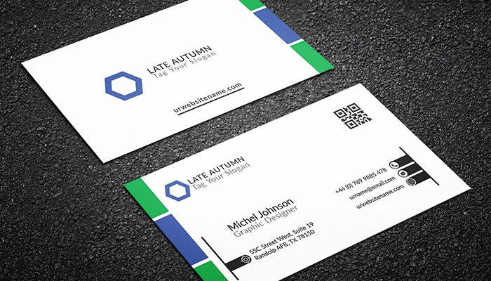 Top Business Card Design Trends Expected To Rule In 2019