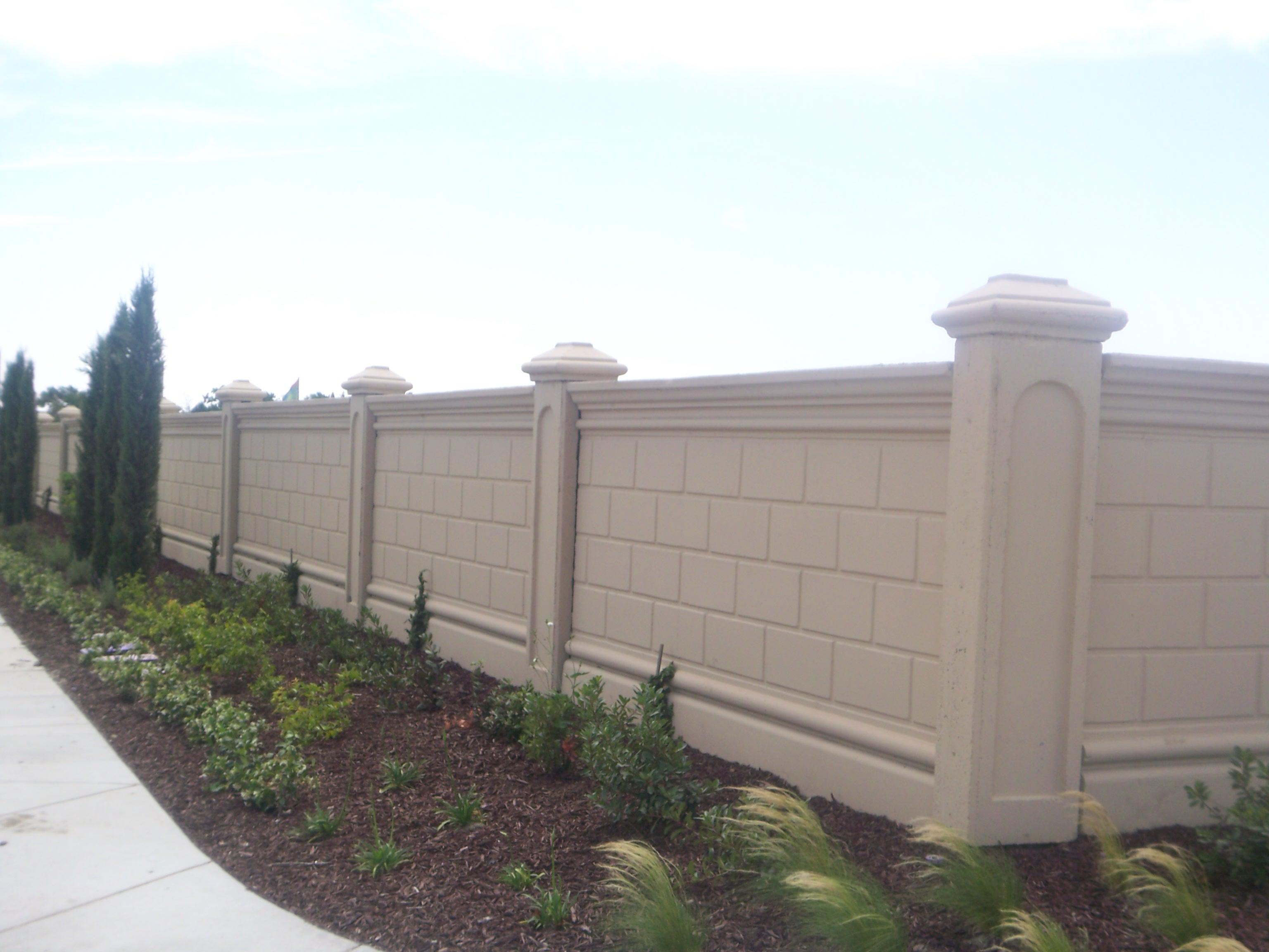 Fullsize Of Garden Wall Fence