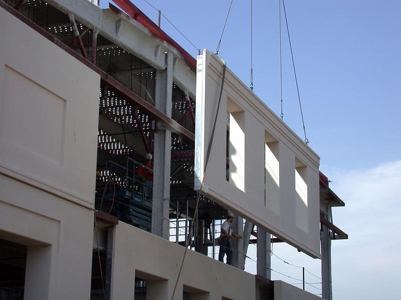 Precast Concrete Cladding Designing Buildings Wiki