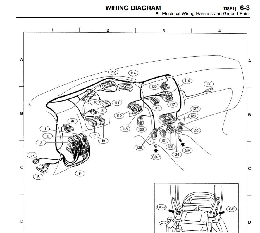2005 subaru wiring diagrams