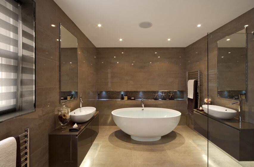 Modern bathroom designs interior design design news and