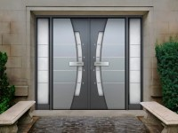 5 advantages of owning an aluminium front door  Interior ...