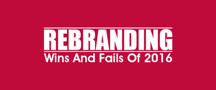 Rebranding Wins And Fails Of 2016 DesignMantic The Design Shop - rebranding