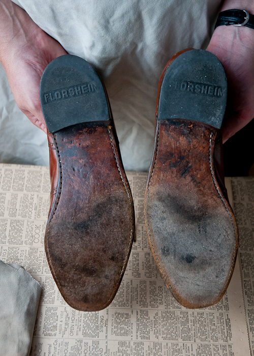 How To Remove Old Oil Stains From Leather Shoes Style