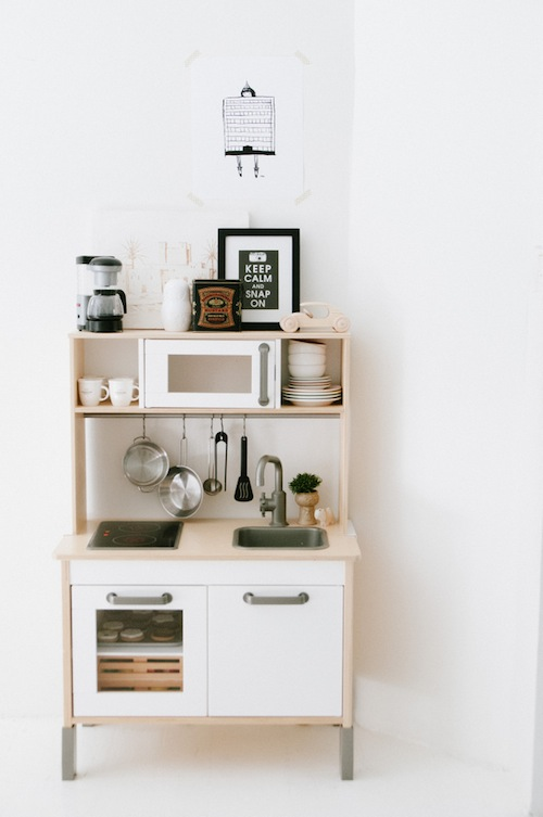 Living With Kids Tina Fussell Ikea play kitchen, Plays and Kitchens - ikea küchen bilder