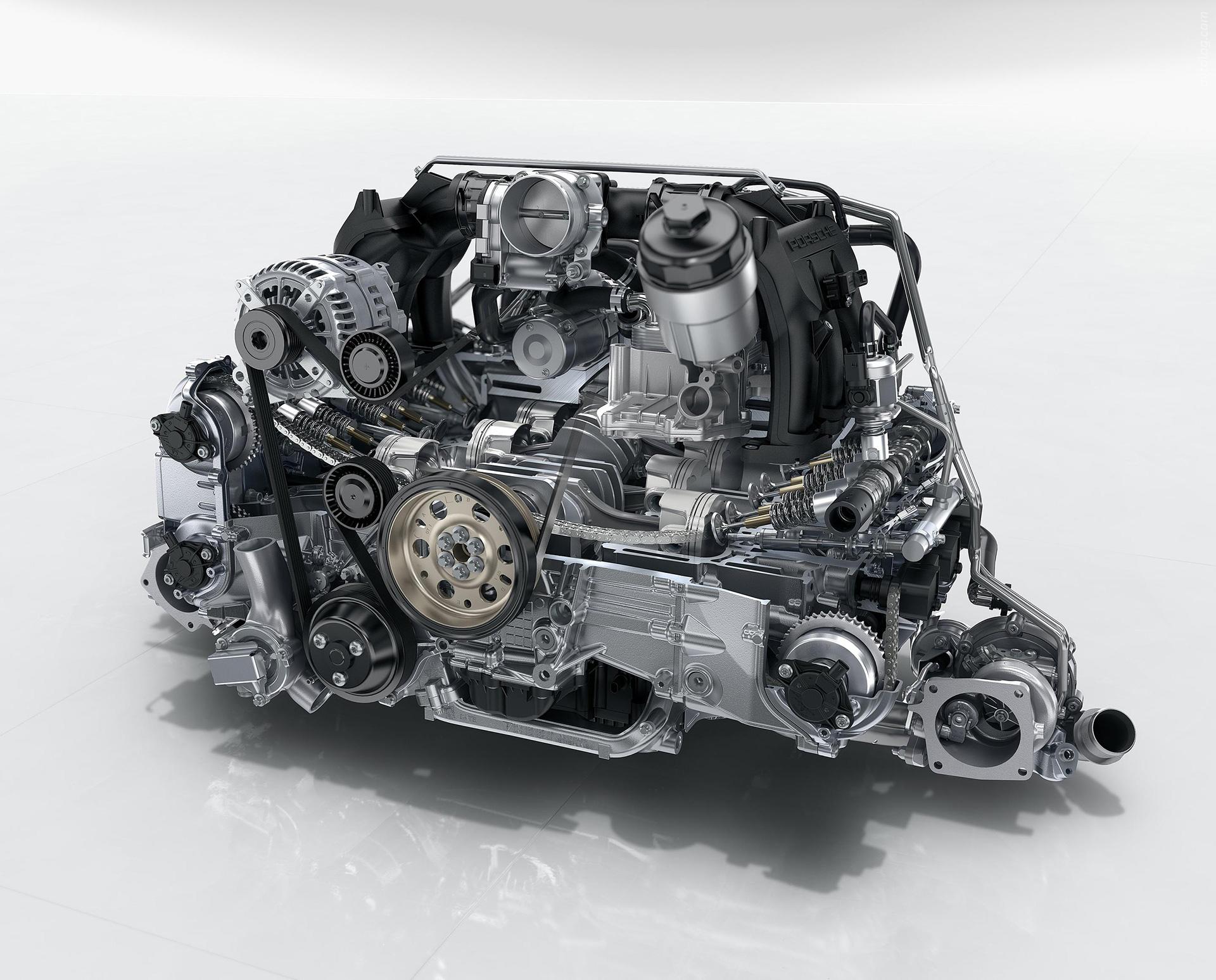 carrera engine diagram