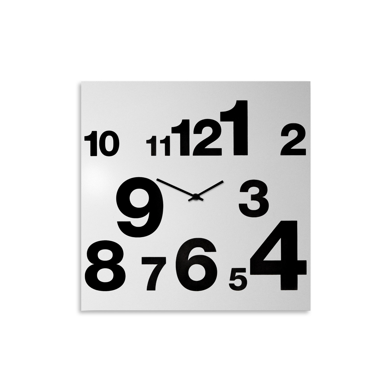 Fullsize Of Wall Clock Numbers