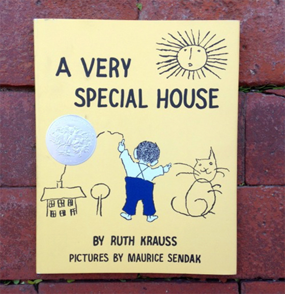 A Very Special House by Ruth Krauss and Maurice Sendak