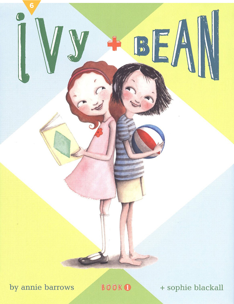 Ivy + Bean #givebooks