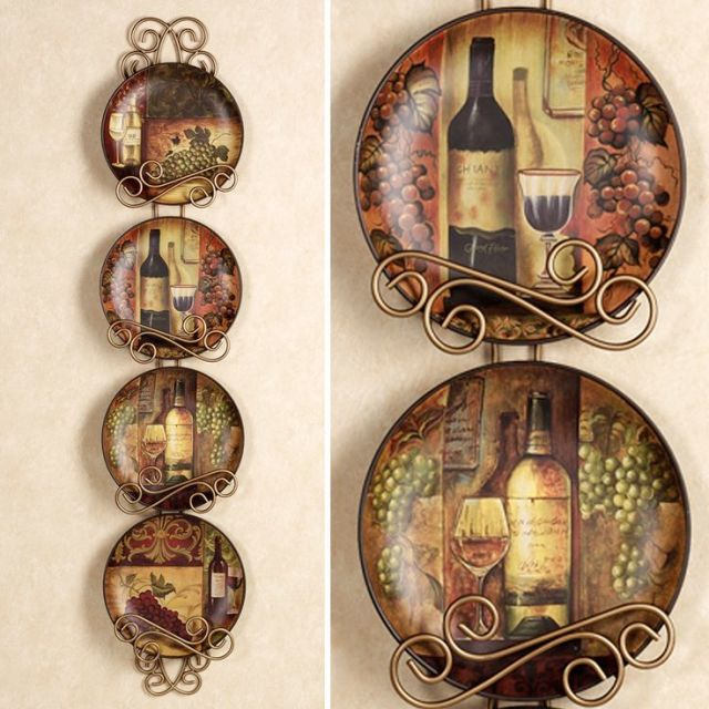 Kitchen Wall Decoration  Home and Family  Blogger