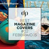 Best Magazine Covers. #02 Febbraio 2015