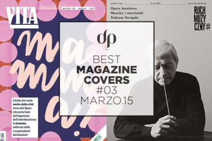 Best Magazine Covers. #03 Marzo 2015