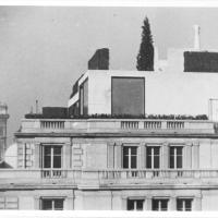 Le Corbusier, 1929. Appartamento sugli Champs-Elysées