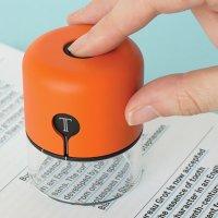 Spector, lo scanner tascabile per il riconoscimento dei font