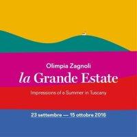 """""""La Grande Estate"""" di Olimpia Zagnoli"""