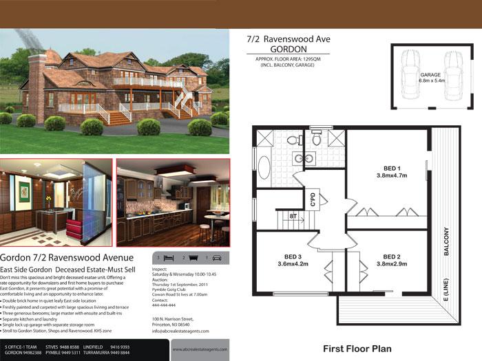 Real Estate Brochure Samples Real Estate Brochures