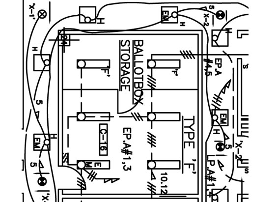 residential electrical layout plan