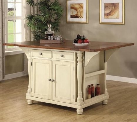 5 best portable kitchen island with seating 2016