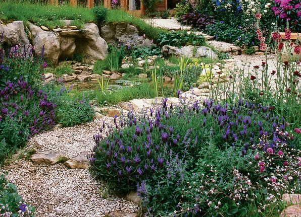 Sustainable Landscapes DesignScapes of NC, Ltd - sustainable garden design