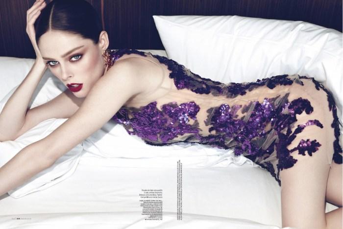 Coco Rocha - 5 Gadis Supermodel Seksi Berusia Muda Terkenal di Dunia