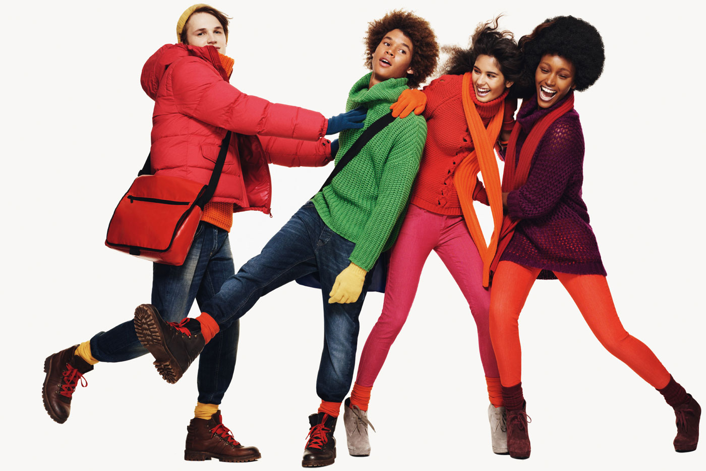 Christian Wallpaper Fall United Colors Of Benetton By Josh Olins