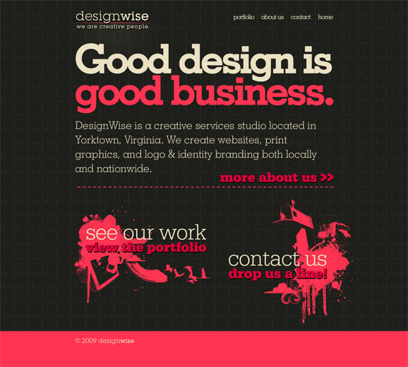 We Design Wise