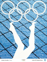 anthea-hamilton-divers-poster-olympics-2012