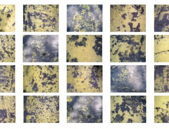 20 Free Hi-Res Yellow Grunge Concrete Textures