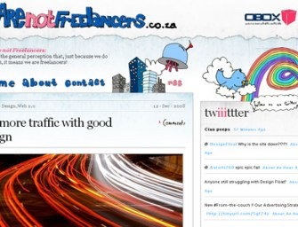 Get more traffic with good web design