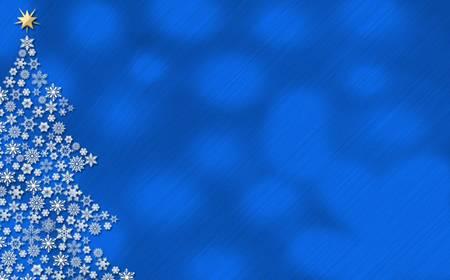 Fresh-tree in 60 Beautiful Christmas Photoshop Tutorials