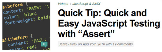 Advance Techniques Of JavaScript - Tutorials - Designsmag