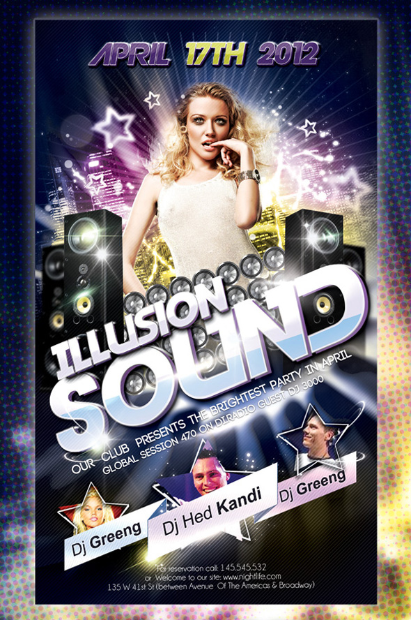 Free Psd Flyer - Flyer Templates Free - Free Psd