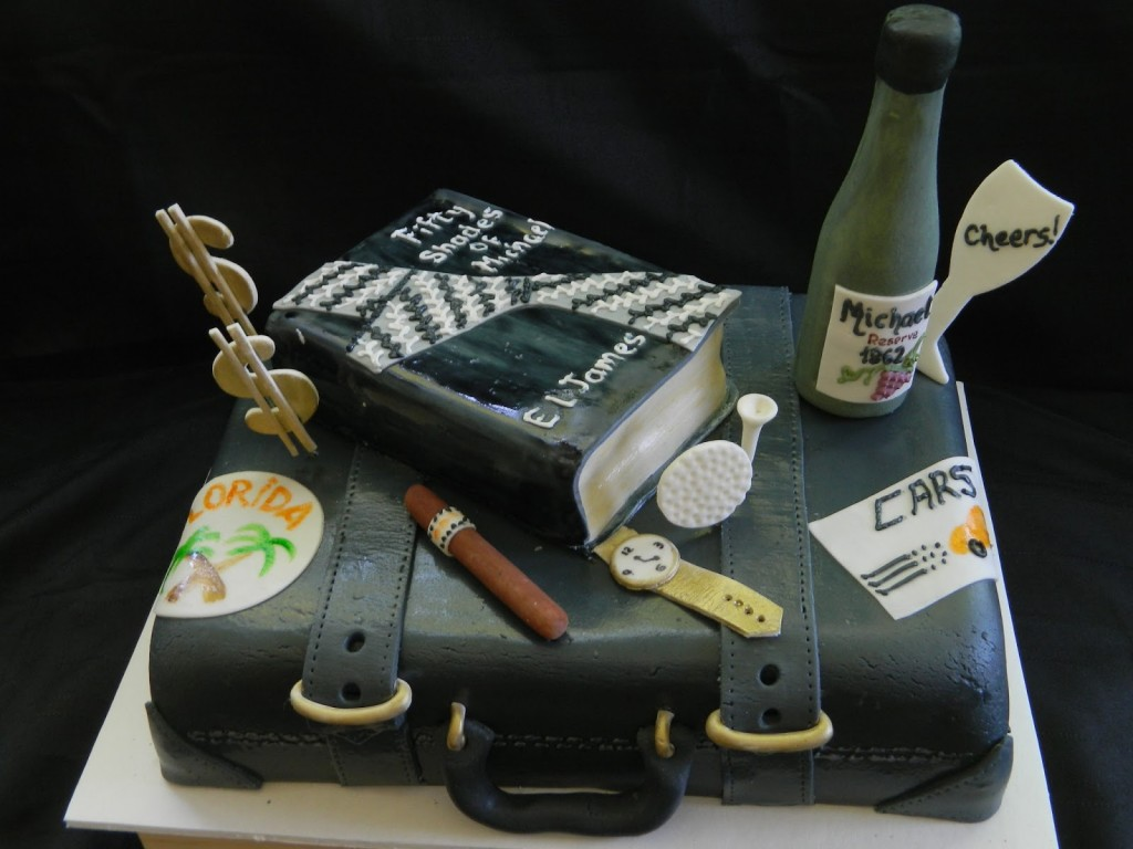 15 Amazing Birthday Cake Ideas For Men